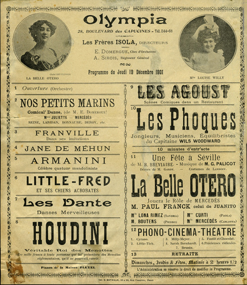 1901 olympia phono cinema-theatre